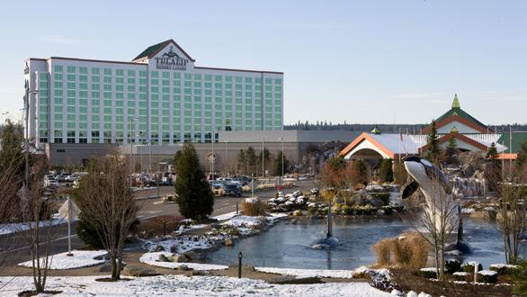 Quil Ceda VillageNestled between Seattle and Vancouver, BC, the Tulalip Indian-owned Quil Ceda Village offers gaming, luxury accommodations, entertainment, shopping, fine dining and more.