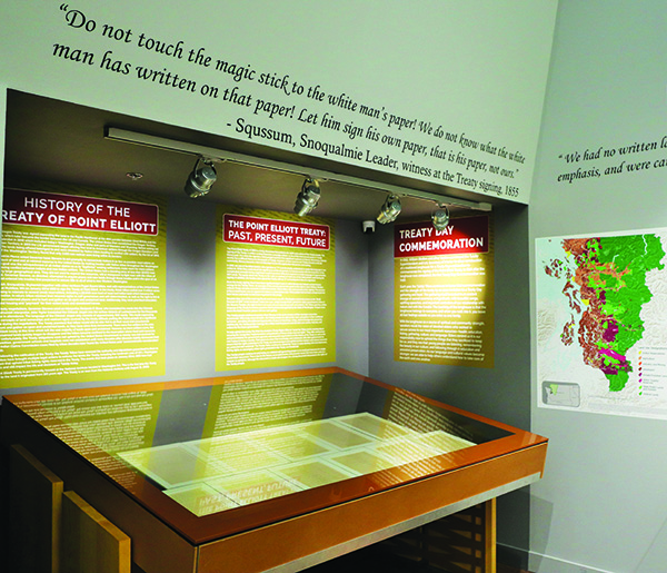 Treaty Of Point Elliot Returns To Puget Sound, 165 Years